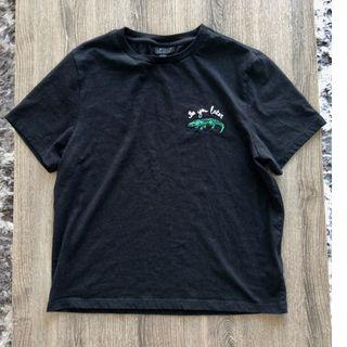 Topshop See You Later Alligator Tee Shirt