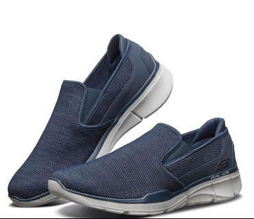 Skechers Equlizer 3.0 Sumnin Navy Slip On