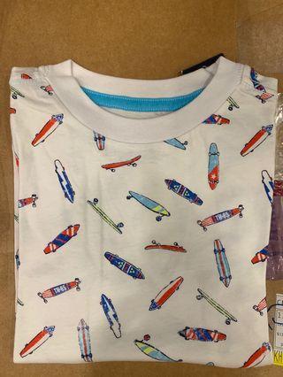 Tommy  Hilfigr《全新》正品男童短袖T恤上衣4T5T6T