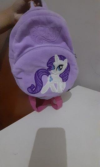 Tas little pony utk anak 1thn - 2thn