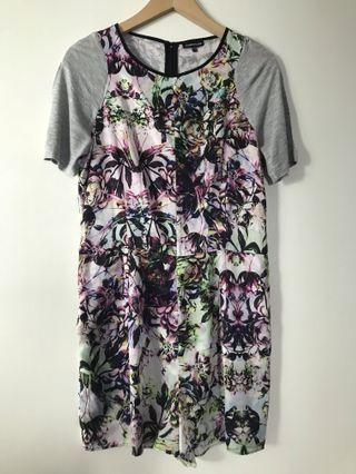 Warehouse floral romper