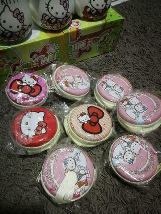 Hello Kitty - Coin poket bag