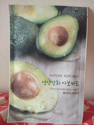 Nature Republic Sheet Mask / Masker wajah / Masker #visitsingapore