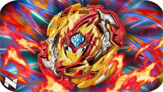 Beyblade Burst B-149 Lord Spriggan Blitz Dimension'