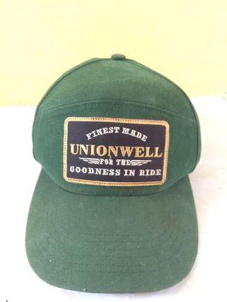Topi Snapback Unionwell