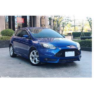 2013 FORD FOCUS ST 車美 自備雙證件 免保人 全額貸 超貸