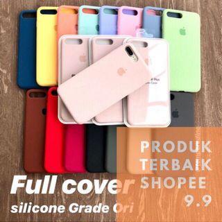 Full cover case iphone grade A