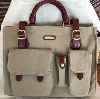 Silver Lake Club Boston Bag
