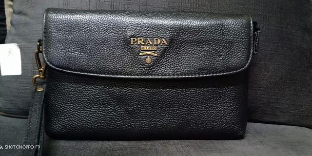 Clutch bag original prada