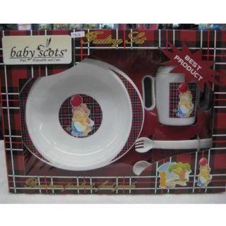 Baby Scots Feeding Set