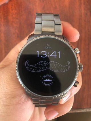 Smart watch fossil