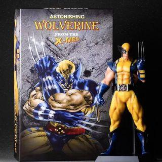 Wolverine Astonishing