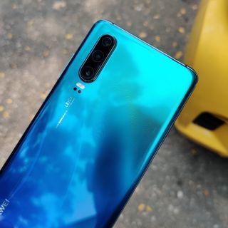 Huawei P30 8/128 Fullset (MY SET) Under Warranty
