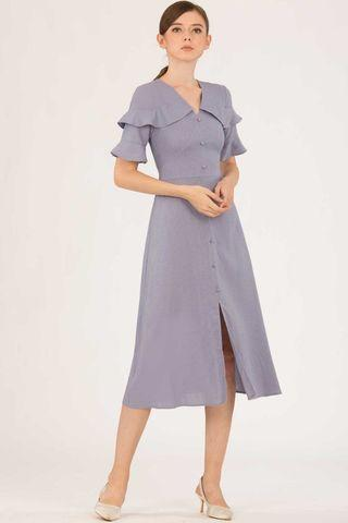 BNWT Doublewoot Dress in Soft Lilac