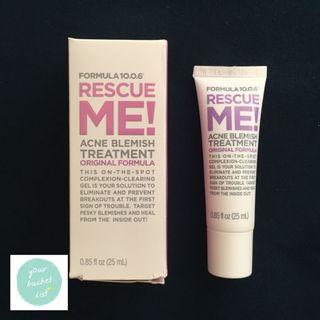 FORMULA 10.0.6 Rescue Me! Acne Blemish Treatment