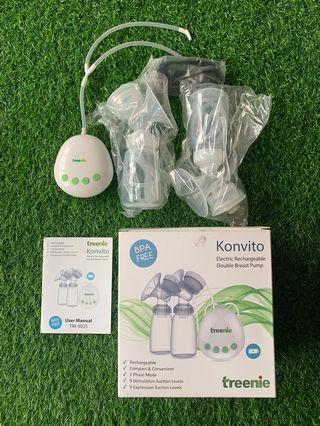 Treenie Konvito Electric Rechargeable Breast Pump
