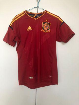 JERSEY spanyol adidas authentic