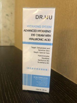 DR.WU 玻尿酸保濕修復眼霜