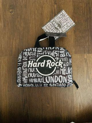 Authentic Hard Rock Destination Series Foldable Backpack