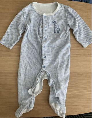 Mothercare Sleepsuit (9-12m)