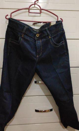 Bossini cropped jeans  #betul2free