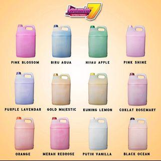 Jasmin 7 (liquid detergent)