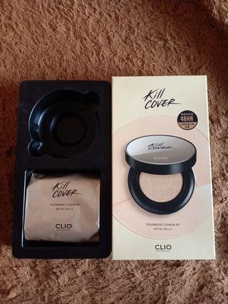 Clio Cover Founwear Cushion XP (REFILL 15gr)