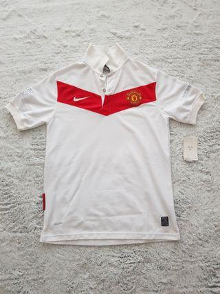 Nike Manchester United Polo Tee [NEW]