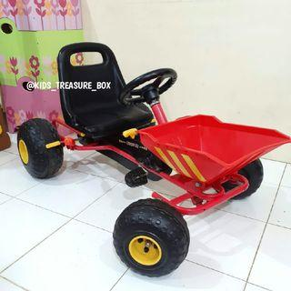 Gokart pedal (sepeda gokart pedal)