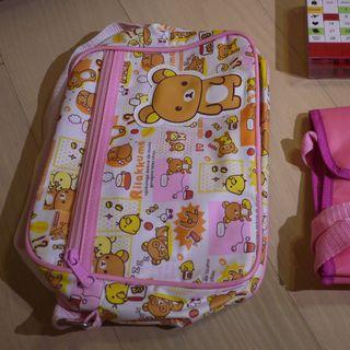 拉拉熊粉紅小包