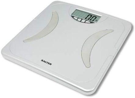 Salter - BFA 12 Memory Silver Body Analyser Bathroom Scale