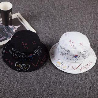 Topi Bucket Pria/Wanita