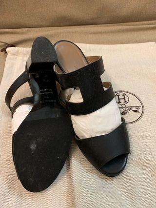 Authentic Hermes Sandals