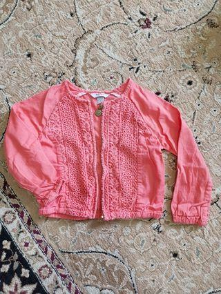 Poney Jacket 2-3 yrs