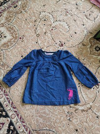 Polo Kids Denim Top