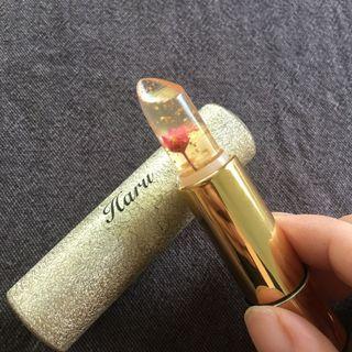 kailijumei 金箔乾燥花變色唇膏 口紅