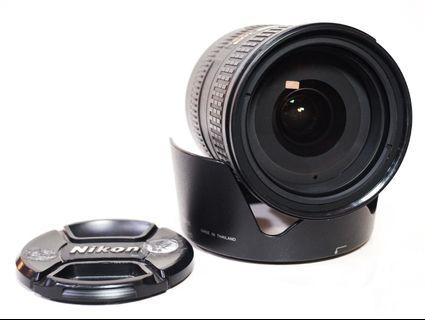 Nikon AF-S 18-200mm F.3.5-5.6G ED VR Good Condition