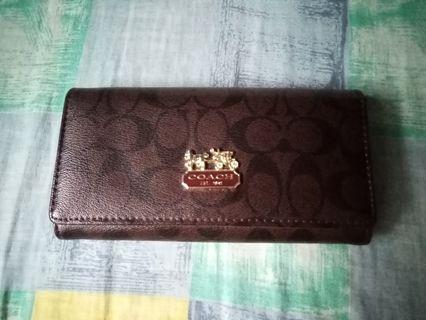 Coach Class A Wallet