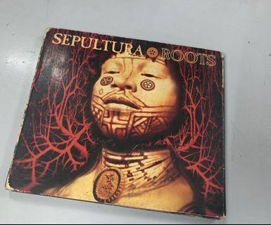 SEPULTURA ROOTS DIGIPAK