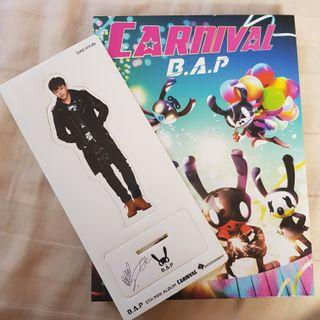 [SALE] B.A.P CARNIVAL SPECIAL VERSION