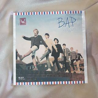 [SALE] B.A.P UNPLUGGED ALBUM