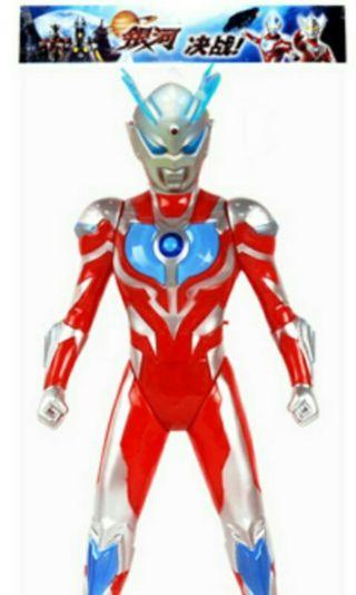 Ultraman Zero Action Figure With Light and Sound