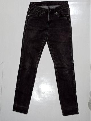 Black Pants by Human