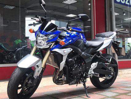 [出售]2014 SUZUKI GSR750 ABS 車況極優 原漆 一手車 免頭款 可分期
