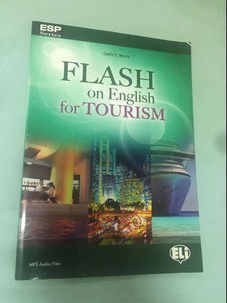 flash on english for tourism