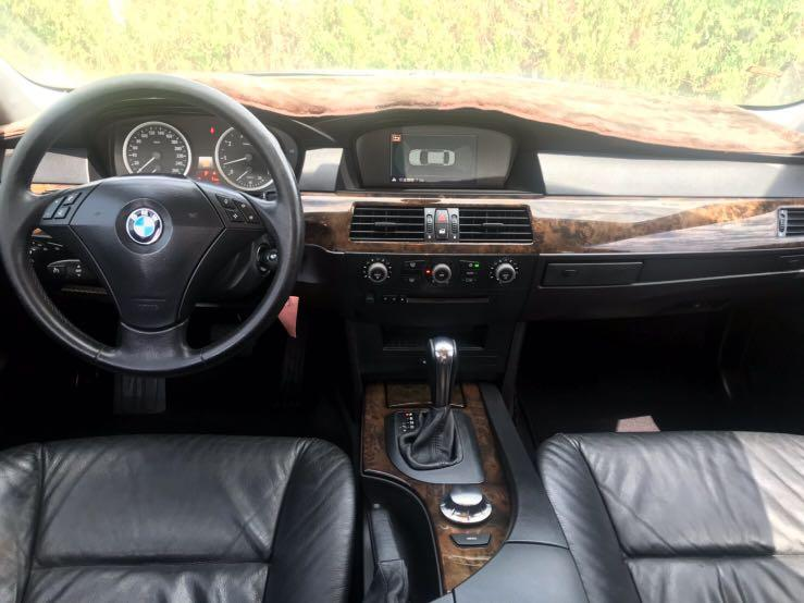 2004年式 BMW 525I