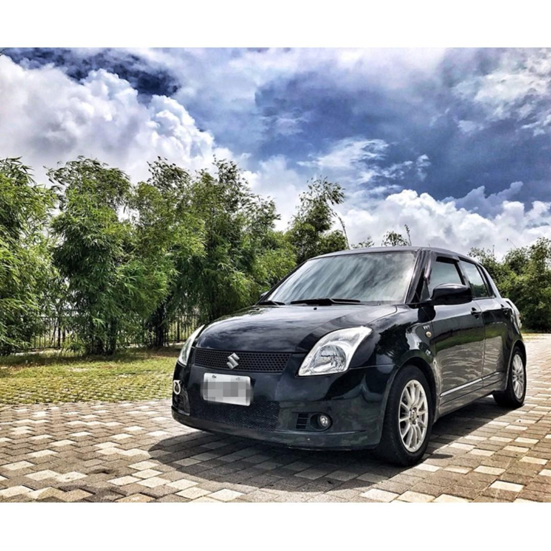 🚨2006年 Suzuki Swift 1.5 全原廠🚨