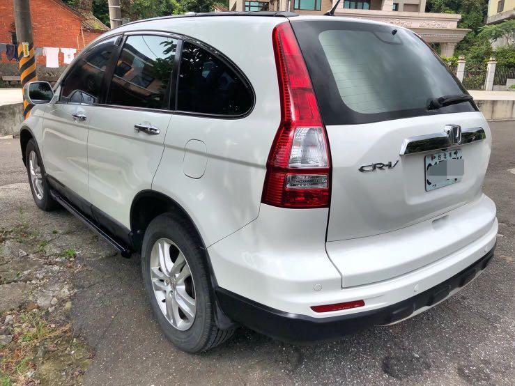 (自售)2010年 CR-V 車況佳無待修(便宜賣)急