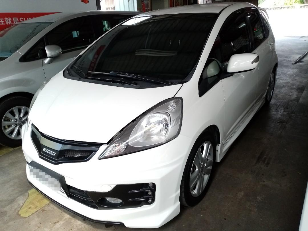 2010年 Honda FIT 1.5 VTi-S