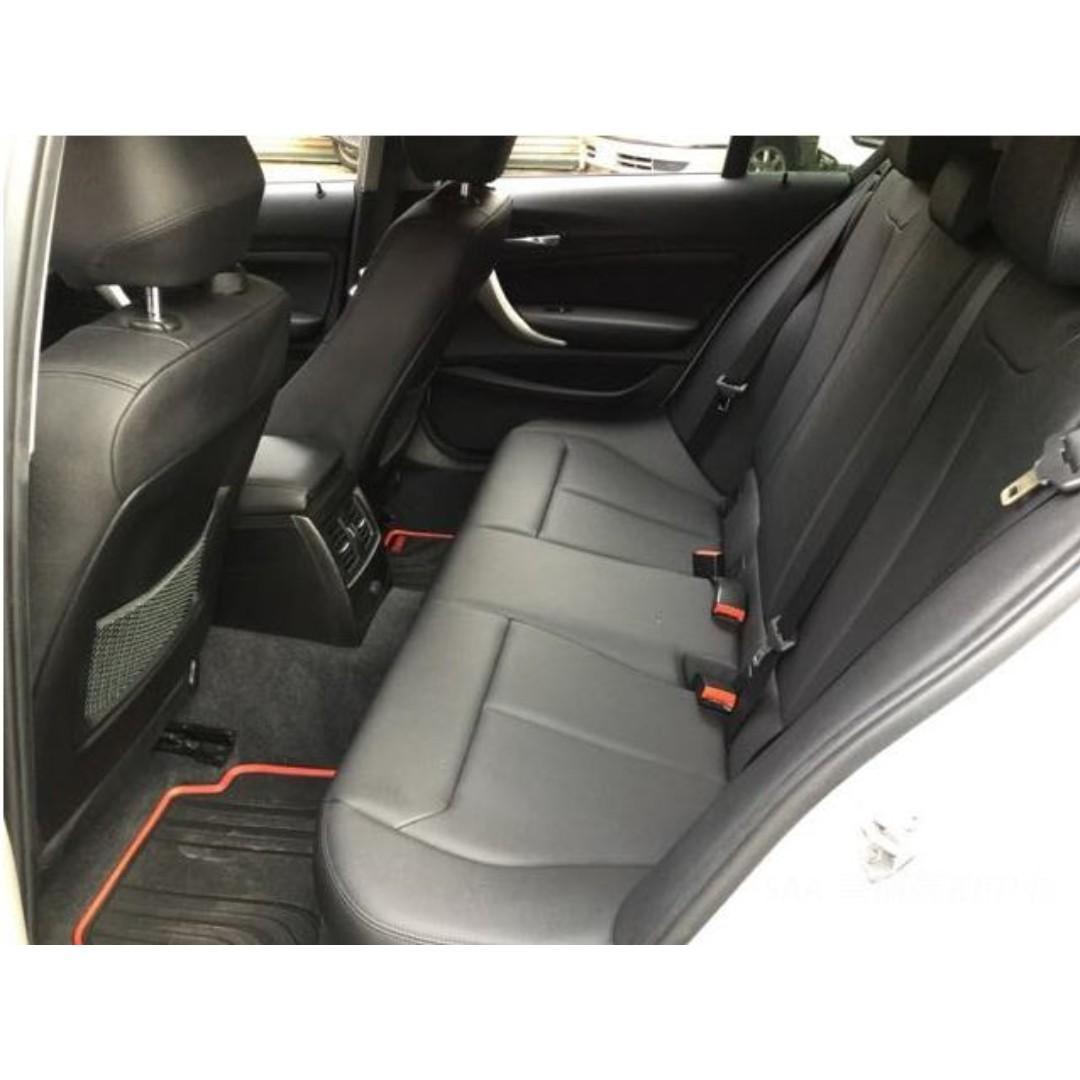 【精選超低里程優質車】2014年 BMW 1 Series 118i 1.6升